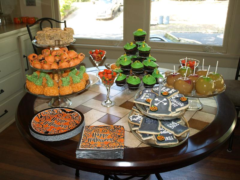 first - Halloween Desserts For Parties